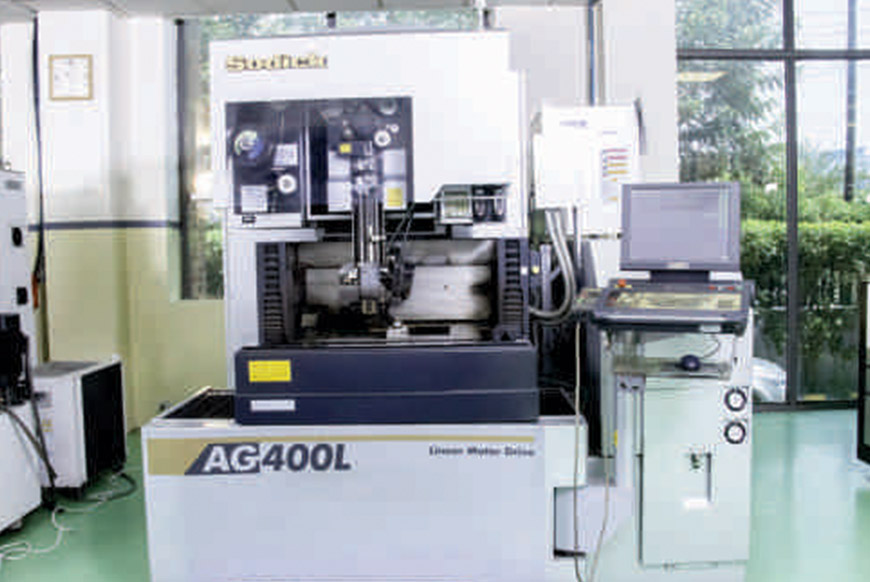 Tool Room - TIMEX GROUP PRECISION ENGINEERING LIMITED